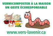 Composting worms for sale near me